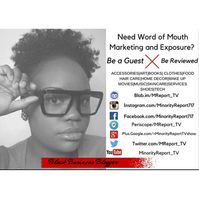 What's a #BlackVlogger gotta do to get products to review_ I ♡♡♡ black owned businesses! Contact me