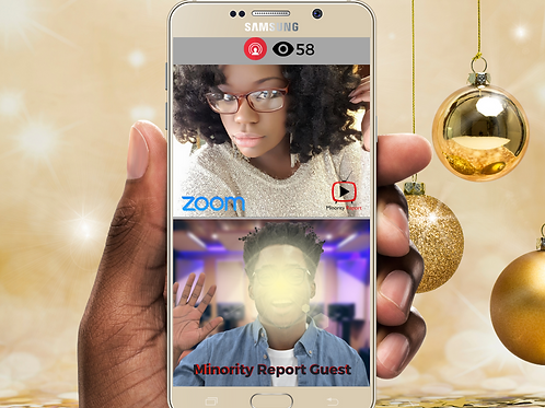 Guest Interview - Minority Report feat. Black-Owned Businesses via Zoom
