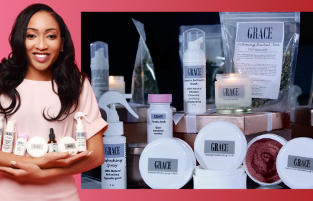 Grace Products, Black-Owned Period Subscription Box