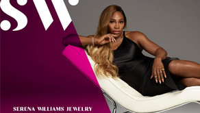Serena Williams Debuts Ethically Sourced Fine Jewelry Collection