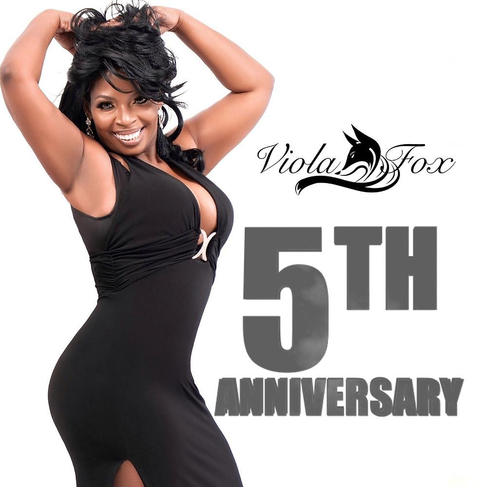 Viola Fox Cosmetics, Black Owned