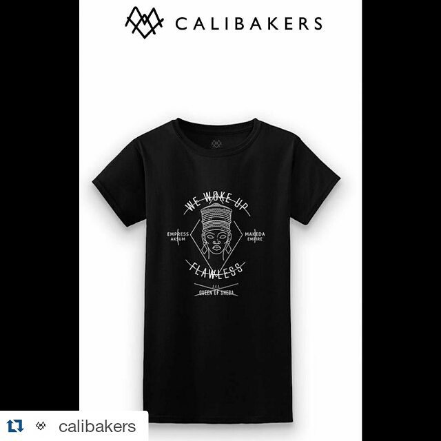 Today's #BlackBizBlast goes to _calibakers! Such a dope clothing line with a purpose & message of li