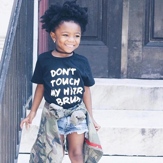 Ozzi and Olive, Black-owned t-shirts for kids