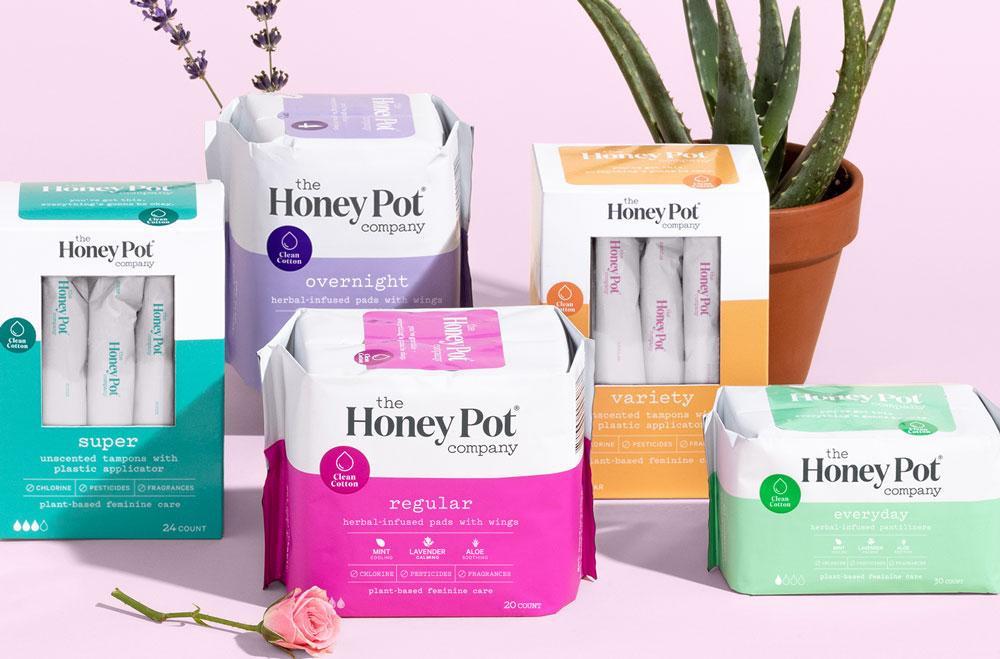 The Honey Pot, black-owned feminine care