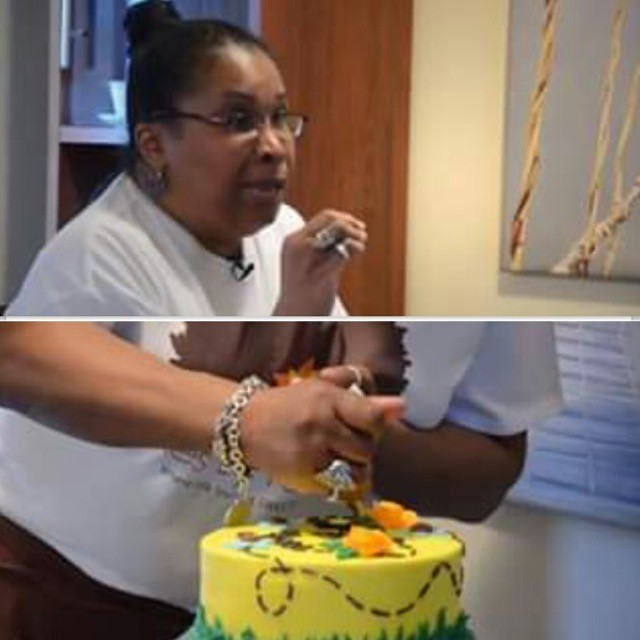 Video clips from my interview with Patrice Chisholm, owner of Cakes by Patrice! Video coming soon! S