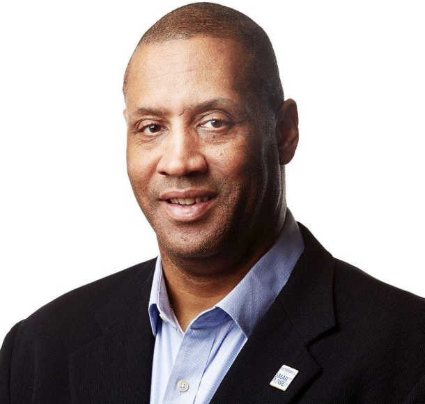 Marlon Ferguson, Executive Director, Vet