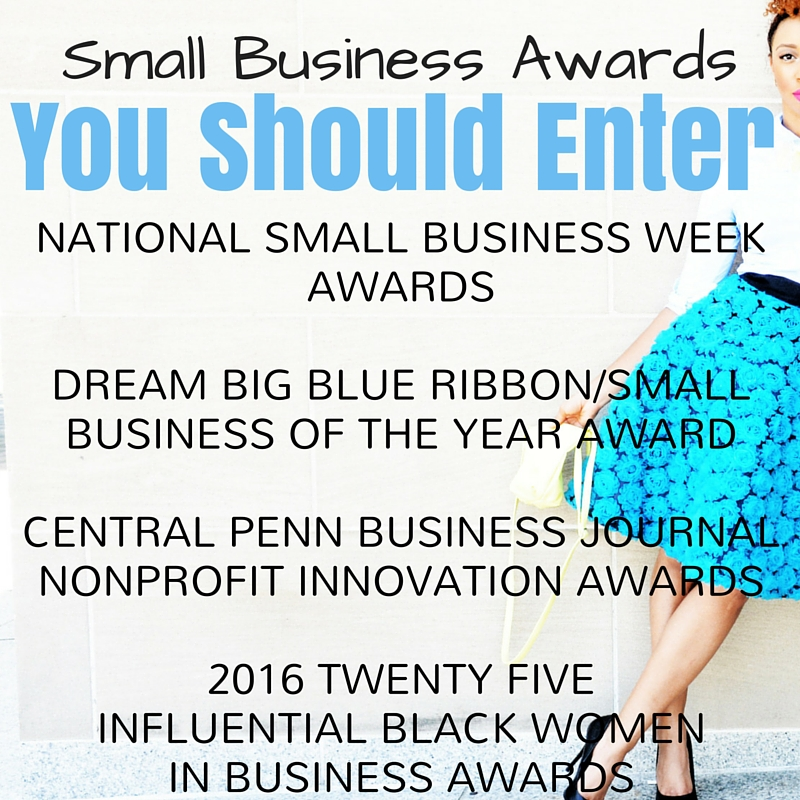 Small Business Awards you should enter