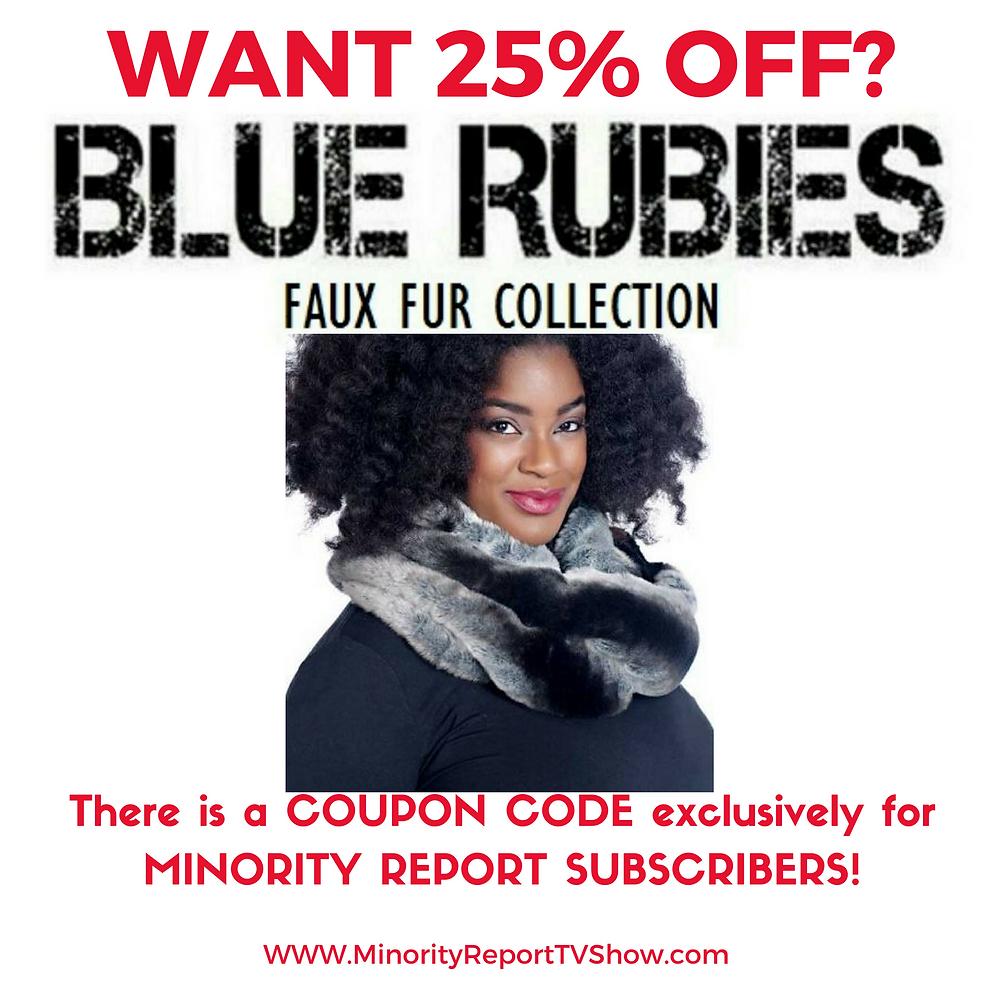 Blue Rubies