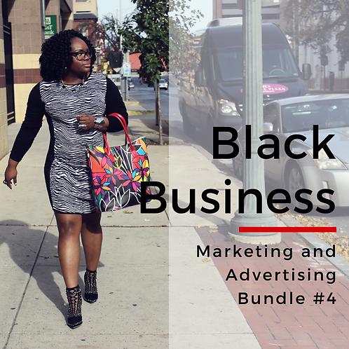 Marketing and Advertising Bundle #4