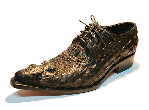 CrocodileDerby Shoe for Men