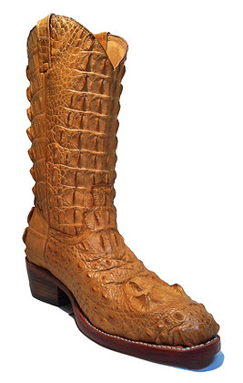Crocodile Cowboy Western Boot