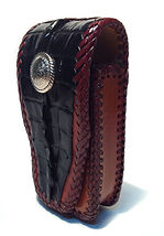 Crocodile pouch