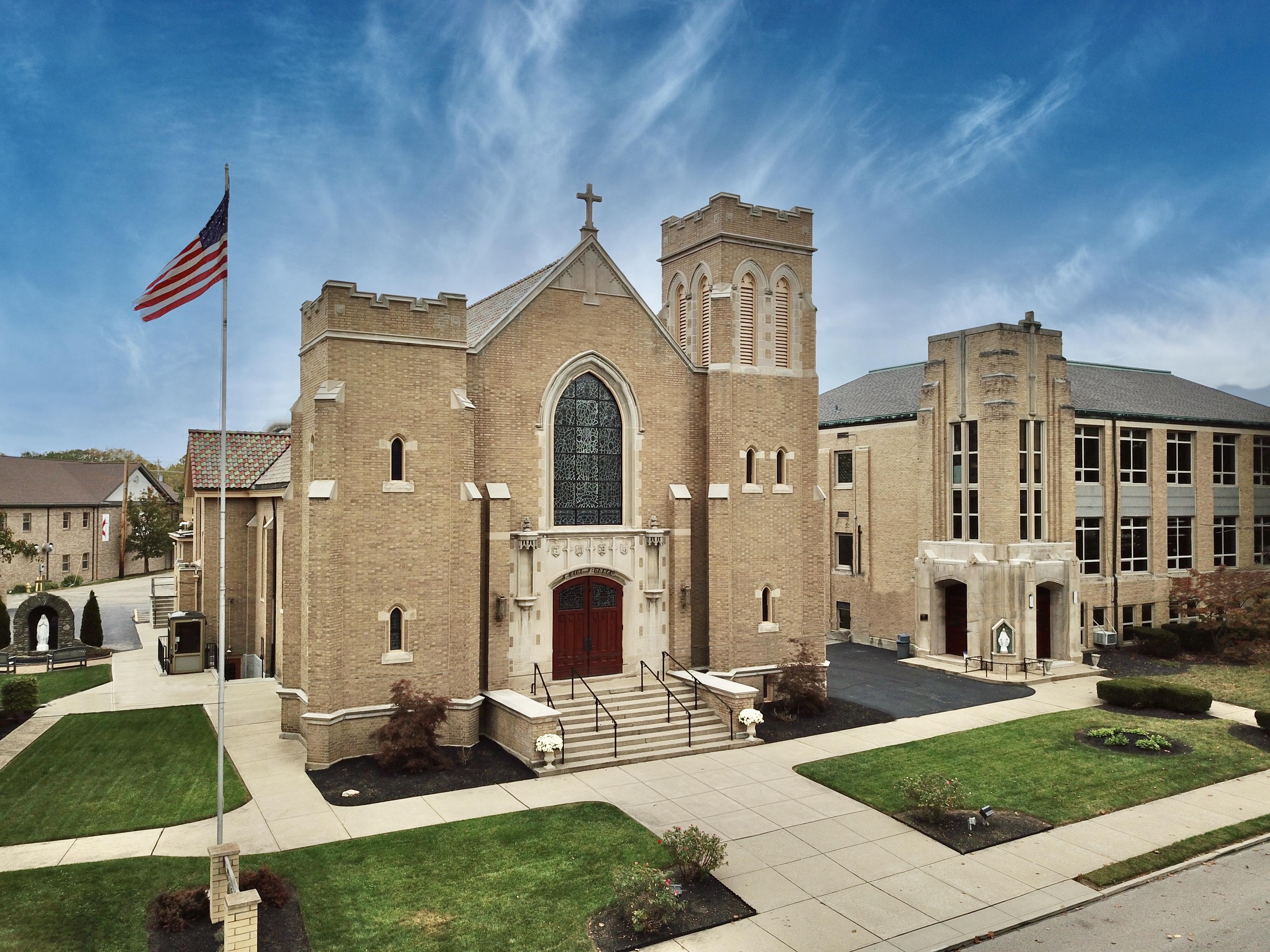 St. Andrew Exterior