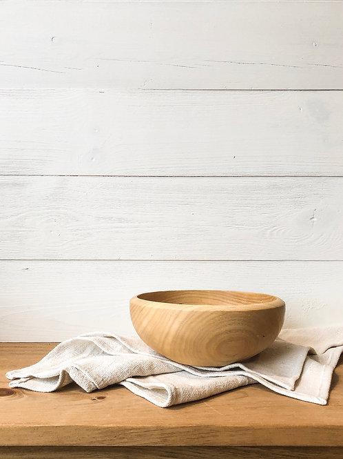 Ash Wood Bowl