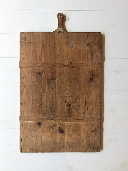 Vintage French Wood Board #21