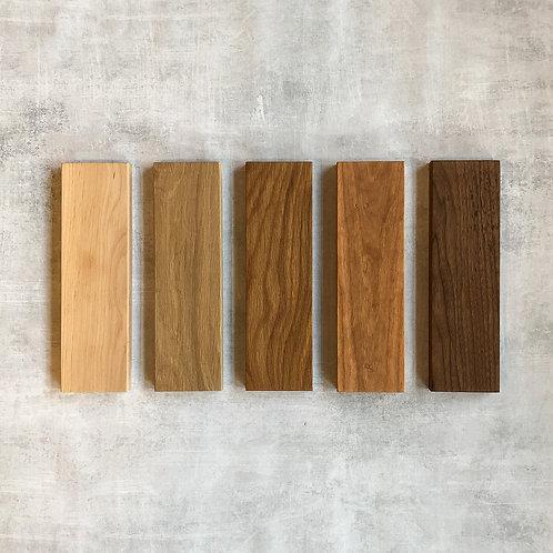 Hardwood Sample Pack