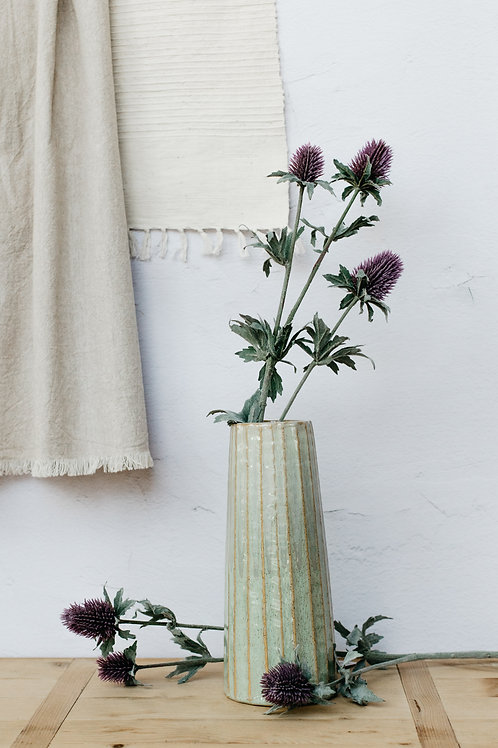 Artificial Thistle Wildflowers