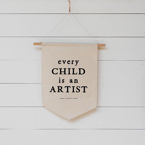 Gladfolk Picasso Banner