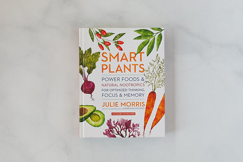 Front cover of Smart Plants. Sold by Salt Creek Mercantile.
