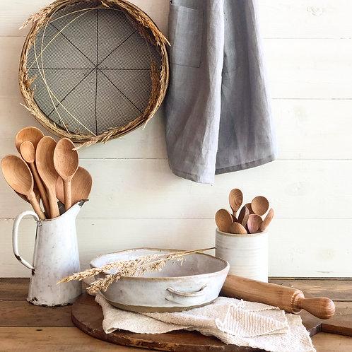Fireclay Rustic Baking Dish