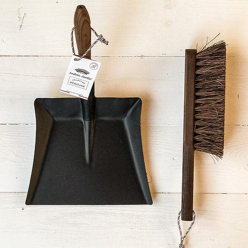 French Handbroom + Dustpan