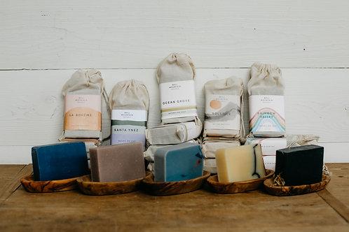Bell Mountain Naturals Bar Soap