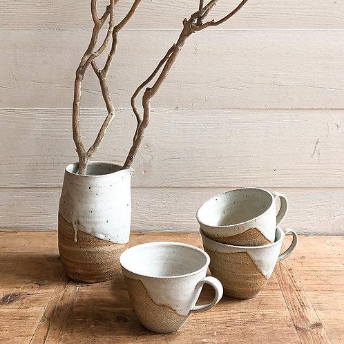 Desert Pottery Latte Mug