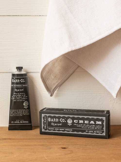 Barr Co. Reserve Hand Cream