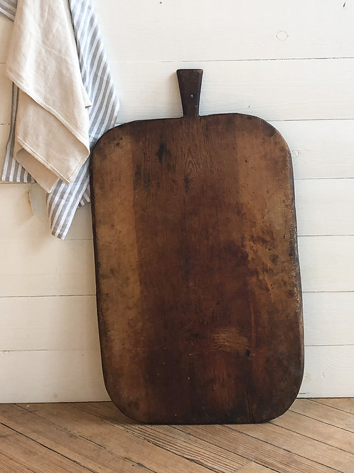 Large Vintage French Cutting Board #5