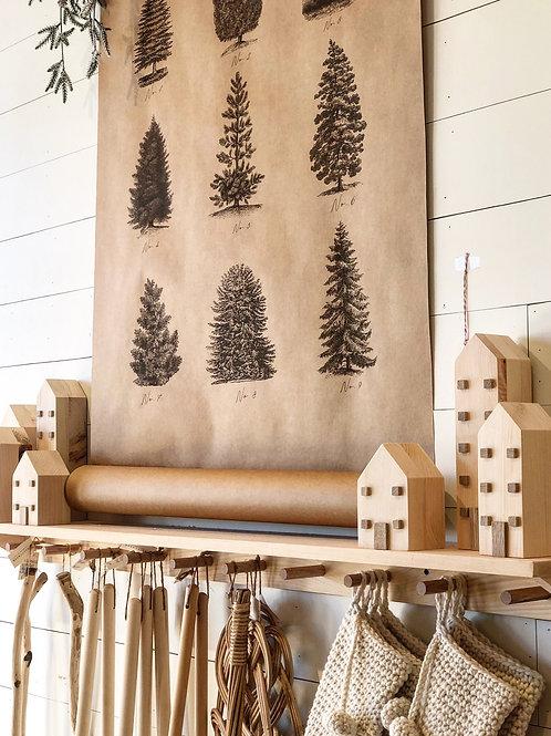 Pine Village Houses