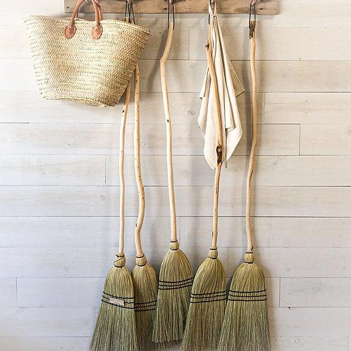 Handmade Wood Broom