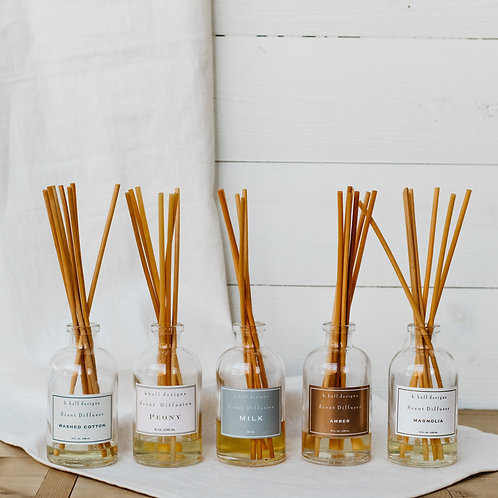 K. Hall Reed Diffuser