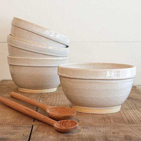 Handmade Stoneware Kitchen Bowl