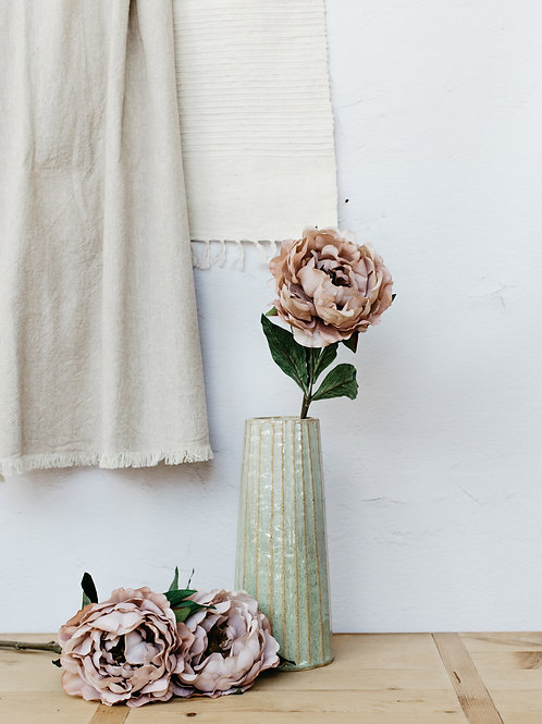 Peony Silk Flower