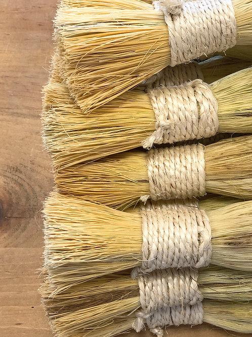 Natural Vegetable Fiber hand broom
