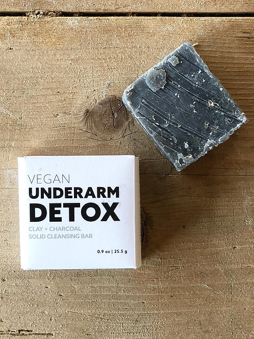Vegan Underarm Detox bar
