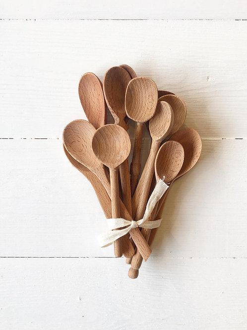 Baker's Dozen Wooden Spoons- Small Set