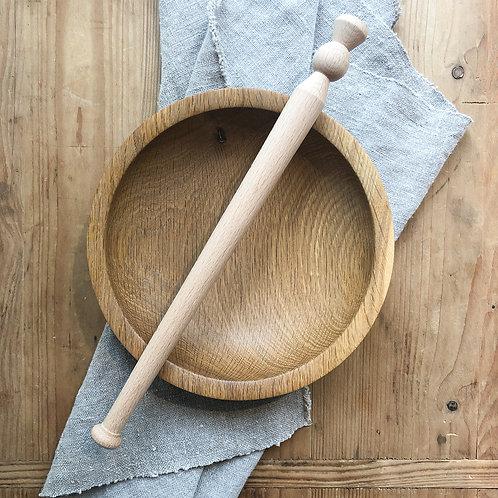 Wooden Porridge Spurtle