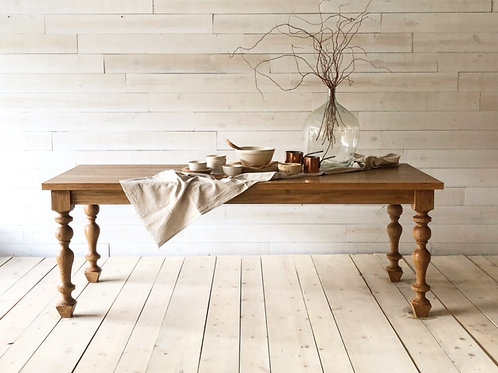 The French Farmhouse Dining Table