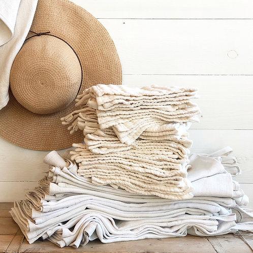 Organic Cotton Facial Washcloth