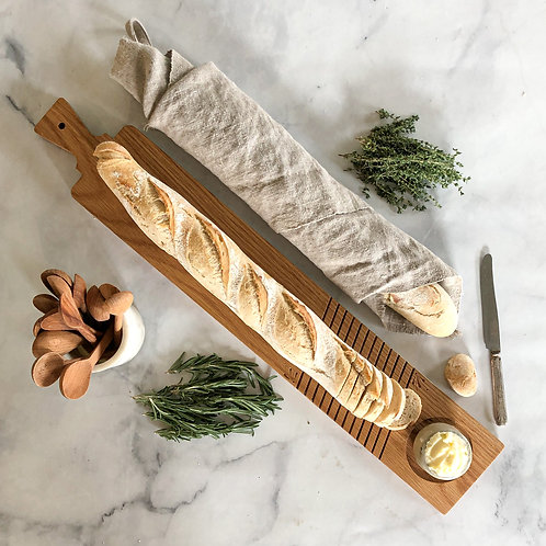 """The Baguette"" Culinary Board"