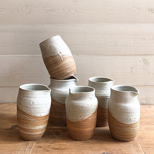 Desert Pottery Pitcher