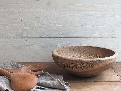 Handturned Wood Bowl