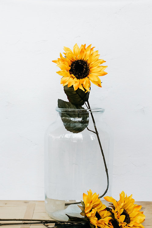 Silk Sunflower