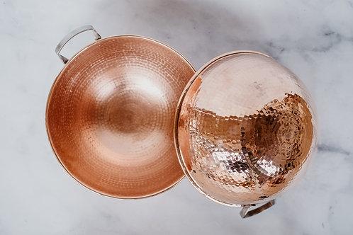 Pure Copper Mixing Bowl