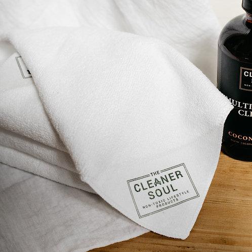 Cleaner Soul Microfiber Cloth