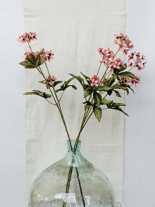 Faux Wildflower Viburnum Branch