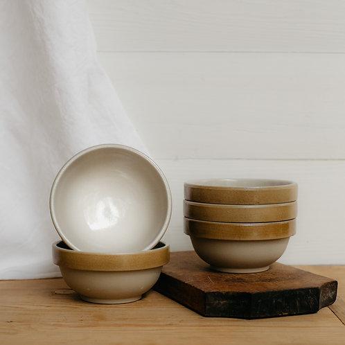 French Vintage Ceramic Bowl