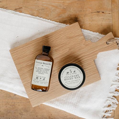 Culinary Board Wax + Oil