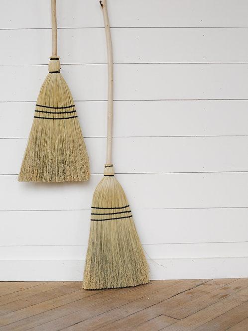 Handmade Wooden Broom